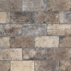 Brough Carpets in Lapeer has a top selection of Paramount Ceramic & Porcelain Tile Flooring, including New York Broadway Brick - 0408 in x Brick Effect Tiles, Brick Look Tile, Brick Tiles, Brick Flooring, Flooring Ideas, Floors, Crossville Tile, Brick Bonds, New York Broadway