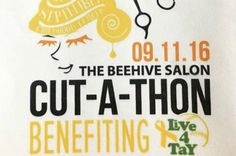 Murfreesboro's The Beehive Salon is hosting their Cut-A-Thon on Sept. 11 to benefit Live 4 Tay, a cause very near to their hearts.
