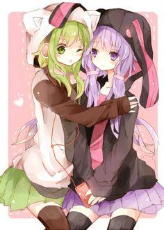 Tags: Anime, Fanart, Vocaloid, GUMI, Pixiv
