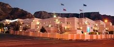 THE CAPE SUITES HOTEL in iKapa, Western Cape