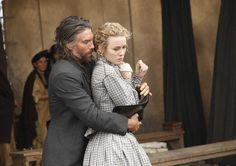 Hell on Wheels Photo: Cullen Bohannon and Lily Bell in Episode 6 Anson Mount, Ol Fashion, Hell On Wheels, Great Books To Read, Watch Tv Shows, Fear The Walking Dead, Season 1, Second Season, Pretty Cool