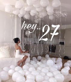 Ballongirlande DIY Ballongirlande Pastell Ballongirlande rosa Ballongirlande Ballon-Banner Geburtstagsfeier Dekor erster Geburtstag Dekor Baby s Birthday Goals, 18th Birthday Party, Birthday Photos, Girl Birthday, 21st Birthday Decorations, 18th Birthday Celebration Ideas, 18th Birthday Outfit, Birthday Ideas, Birthday Fashion