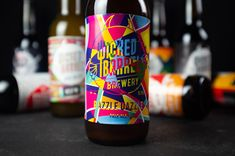 Stefan Andries - Wicked Barrel Brewery - World Brand Design Society / Wicked Barrel is craft brewery founded in 2017 in Romania, where they are considered one of the best breweries in the country.