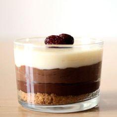 Receta de tarta de tres chocolates Las tartas son una receta ideal para cocinar con tus pequeños, por eso hoy os presentamos esta deliciosa tarta de tres chocolates. Como no nec...
