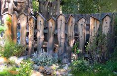 bird house fence post II