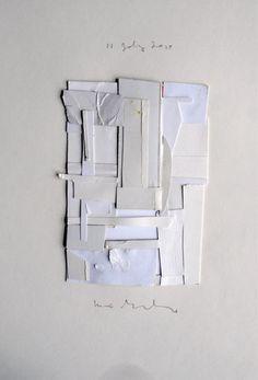 White collages — Matt Gonzalez – San Francisco Collage Collective ll SFCC Mixed Media Collage, Collage Art, Collage Sculpture, Painting Collage, Paintings, Wallpaper Bonitos, Assemblage Art, Art Plastique, Medium Art