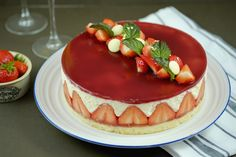Fraisier | Patisserie Makes Perfect