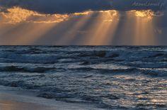 Baltic Sea, Poland Mountain Hiking, Baltic Sea, Beautiful World, Seaside, Waterfall, Surfing, Places To Visit, Coast, Islands