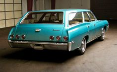 1968 Chevrolet Impala Station Wagon