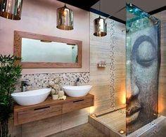Hindu Design Bathroom Ideas