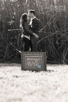 Pregnancy announcement and gender reveal - Francesca Marchese Photography