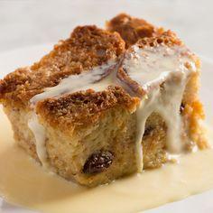 Creole Bread Pudding Recipe : New Orleans Recipes : Mr. B's Bistro