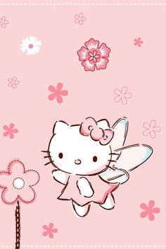 Hello Kitty Pink Fairy