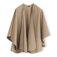 Antonia Lodencape camel Camel, Duster Coat, Kimono Top, Orange, Sweaters, Jackets, Fashion, Fashion Styles, Shoe Polish