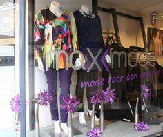 MaxxMode, grote maten damesmode. Winkel en webshop
