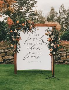 Wedding Backdrop for Ceremony, Rustic Wedding Decorations, I Have Found The One Whom My Soul Loves Backdrop, Song of Solomon Fall Wedding Arches, Wedding Ceremony Arch, Ceremony Backdrop, Backdrop Wedding, Ceremony Decorations, Church Wedding Decorations Aisle, Wedding Aisles, Wedding Ceremonies, Reception