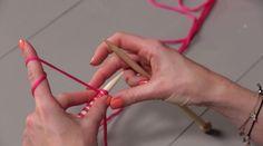 Stricken lernen für Anfänger - Stricken lernen - Makerist Kurs