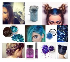 """""""Senza titolo #6419"""" by waikiki24 on Polyvore featuring bellezza, Major Moonshine, MAKE UP FOR EVER e Urban Decay"""