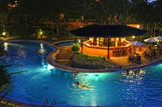 The Loma Resort and Spa located in North Pattaya, Thailand.