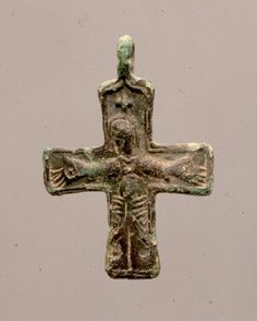 Viking age/Cross from Havreholm