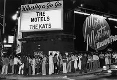 How Hollywood's Whisky a Go Go Was Saved by Punk Rock and New Wave — Cuepoint — Medium