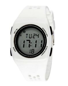 Boys Girls Waterproof Multi Function Ultra-thin Movement Outdoor Resin Sports Watch Digital Watches White. Imported High quality movement. Pack: 1 pcs watch. 30 meters waterproof (not for diving and do not press button under water). Resin band with buckle closure. Fashionable, very charming for all occasions. Amazing looking watch, a great gift for friends.