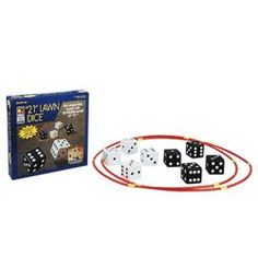 Game Idea: Kids roll dice (2?) and score determines prize.