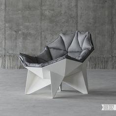 Кресло :: Дизайн-бюро ODESD2