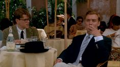 The Talented Mr. Ripley Movie Style: Tom Ripley & Dickie Greenleaf in 1950s…
