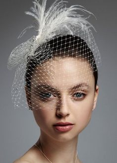 If you wish to buy please click on amazon under this Pinterest Pin.Davids Bridal Russian Tulle Blusher with Feather Spray Style V8028, Ivory Davids Bridal http://www.amazon.com/gp/product/B0085BOK3E?ie=UTF8=213733=393185=B0085BOK3E=shr=abacusonlines-20&=apparel=1365378018=1-191=wedding+veils
