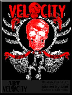 ArtWork for VELOCITY humancreative@hotmail.co.id