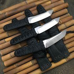 Ben Tendick's Knives
