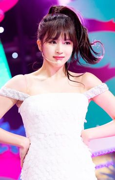 Mina on stage Nayeon, Kpop Girl Groups, Korean Girl Groups, Kpop Girls, Extended Play, Twice Kpop, Myoui Mina, Japanese American, Dahyun