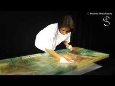 Madella-Mella Ursula / Encaustic 2015 - YouTube