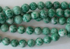 China Jade Beads 8mm Round