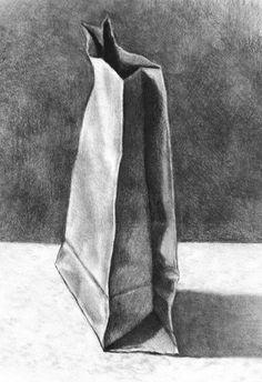paper bag drawingsm