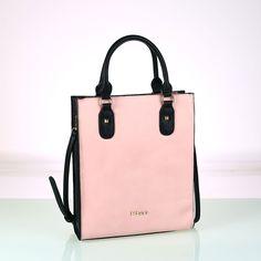 Elegantná kabelka na rameno z polyuretánu Kbas ružová Kate Spade, Bags, Fashion, Handbags, Moda, Fashion Styles, Taschen, Fasion, Purse