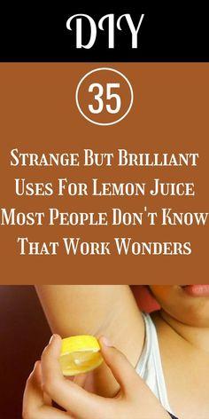 Lemon Juice Uses, Lemon Uses, Amazing Life Hacks, Simple Life Hacks, Home Remedies, Natural Remedies, Lemon Plant, Pc Table, Detox Smoothie Recipes