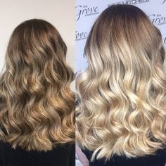Soft balayage and beautiful beach waves created by Emma. Soft Balayage, Beach Waves, Beautiful Beaches, Hairdresser, Long Hair Styles, Beauty, Beleza, Long Hair Hairdos, Cosmetology