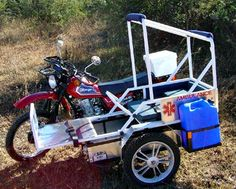 Bike Ambulance