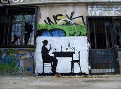 Artist: L.E.T. Les Enfants Terribles City: Düsseldorf