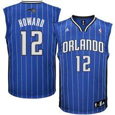 Camiseta réplica Dwight Howard. Orlando Magic. www.basketspirit.com/camisetas-NBA-NCAA-pantalones/Camiseta-Baloncesto