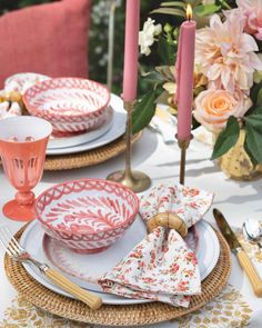 Coral Accents, Southern Ladies, Dinner For Two, Tablescapes, Floral Arrangements, September, Rustic, Table Decorations, Sweet