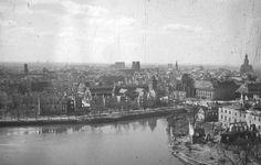 Tak wyglądał Wrocław w 1945 roku [ZDJĘCIA] - Gazetawroclawska.pl Paris Skyline, New York Skyline, Travel, Viajes, Destinations, Traveling, Trips
