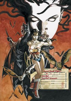 Wonder Woman: With Batman ®