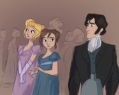 Pride and Prejudice fanart