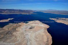Lake Mead Arizona Nevada North America landscape photograph picture print photo #arizona #photograph #picture