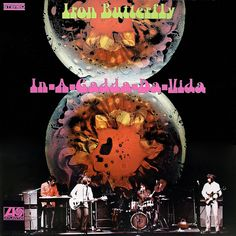 Iron Butterfly - In a Gadda Da Vida by LP Cover Art, via Flickr