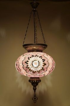 While looking for a lamp for your house, your choices are nearly limitless. Yow will discover lamps available for your living room area, bedroom, hanging lamps, floor lamps and just about any other kind imaginable. Morrocan Lamps, Moroccan Lighting, Turkish Lights, Turkish Lamps, Stained Glass Lamps, Mosaic Glass, Home Decor Lights, Red Lantern, Hanging Lanterns