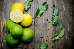 5 Genius Uses for Lemons and Limes: Find out how to make the most out of these citrus fruits.